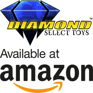 Diamond Select Toys on Amazon ad