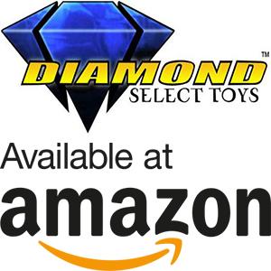 Diamond Select Toys on Amazon ad
