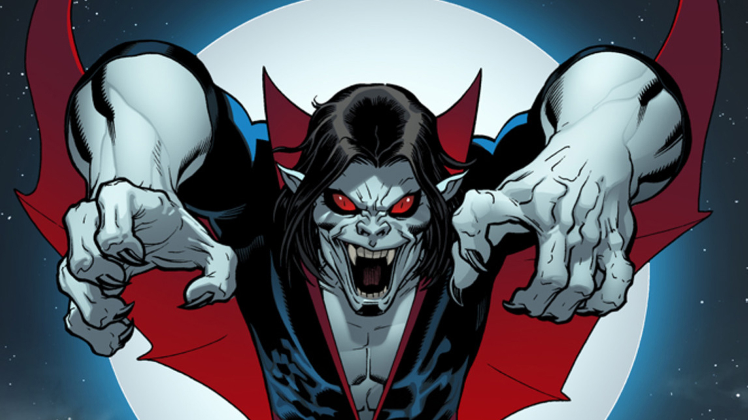 Morbius the Living Vampire - Comic - 1