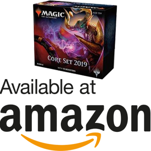 MtG Core Set 19 Affiliate ad