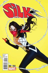 Silk Comic - Marvel - Issue 002