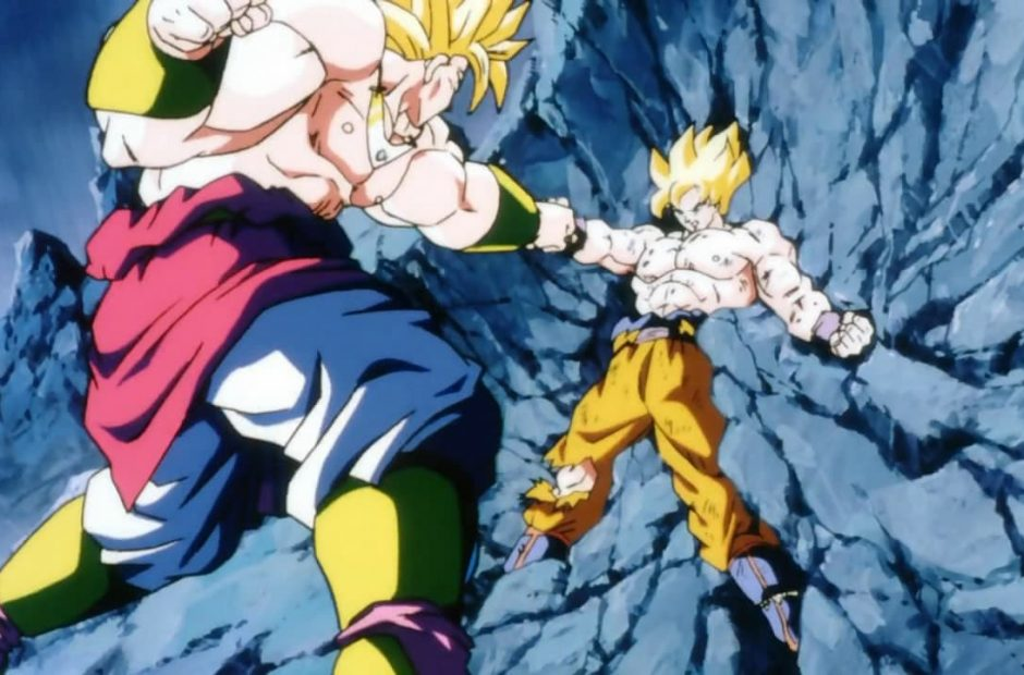 Dragon Ball Z Is Going Super Saiyan At Your Local Theater