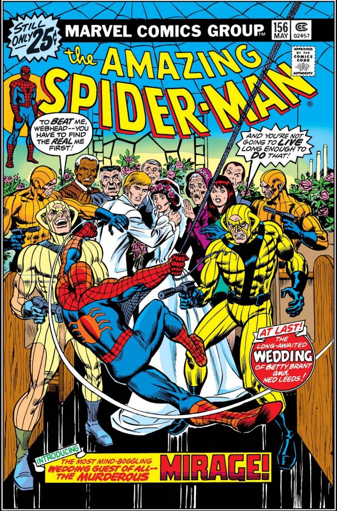 Amazing Spider-Man 156