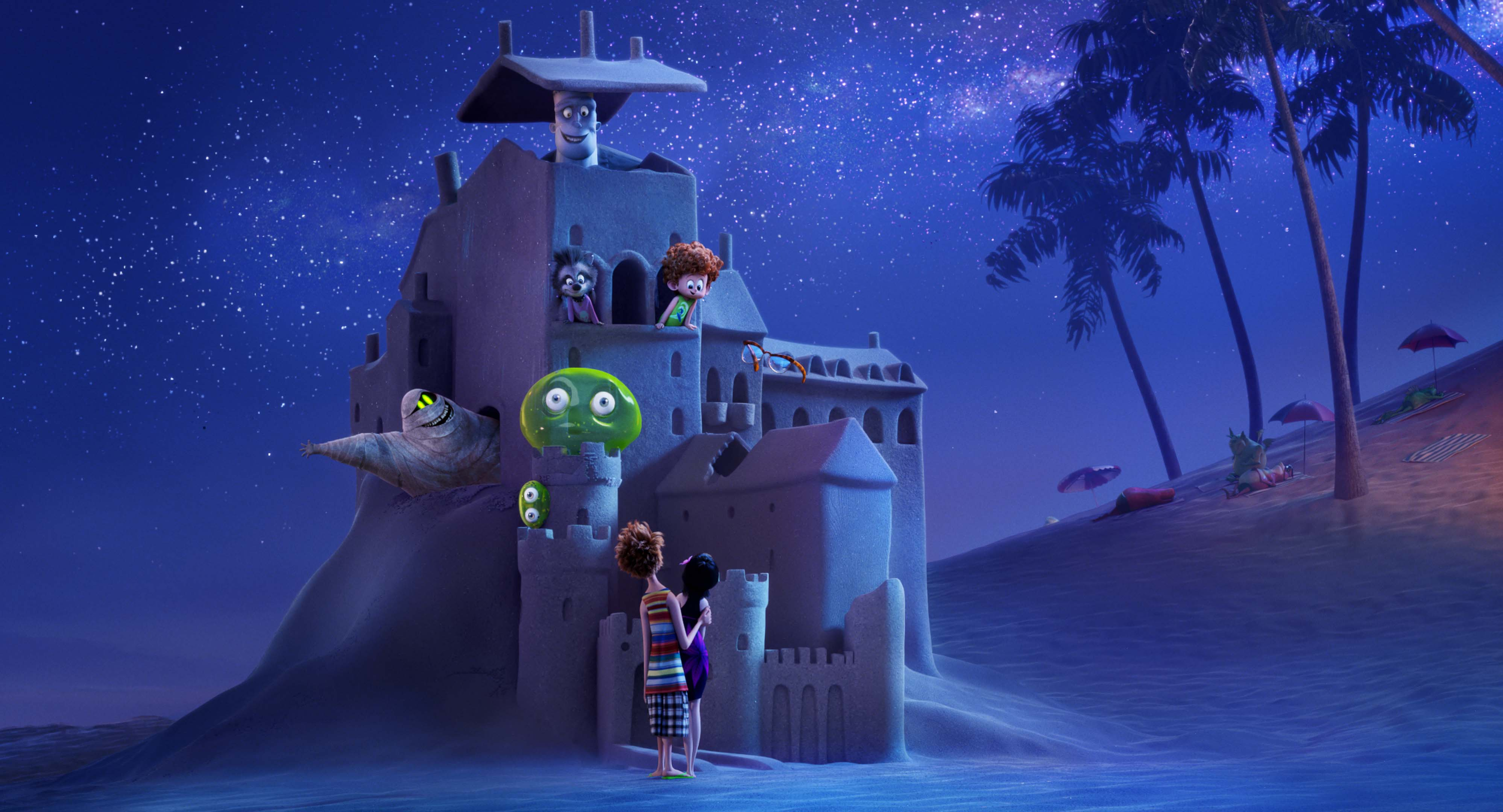 Hotel Transylvania 3 scares up a win at the box office ...