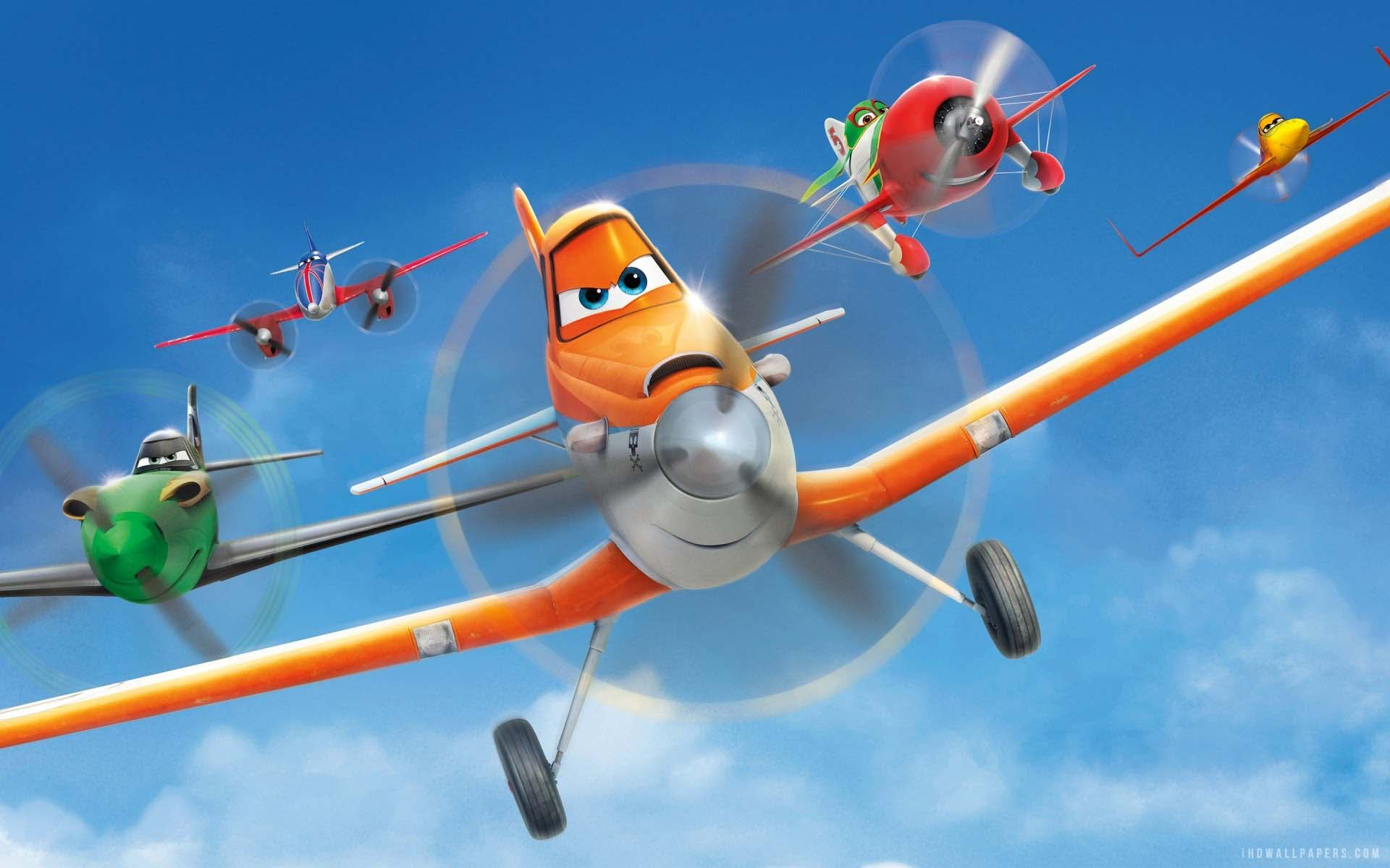 Planes - Disneytoon Studios