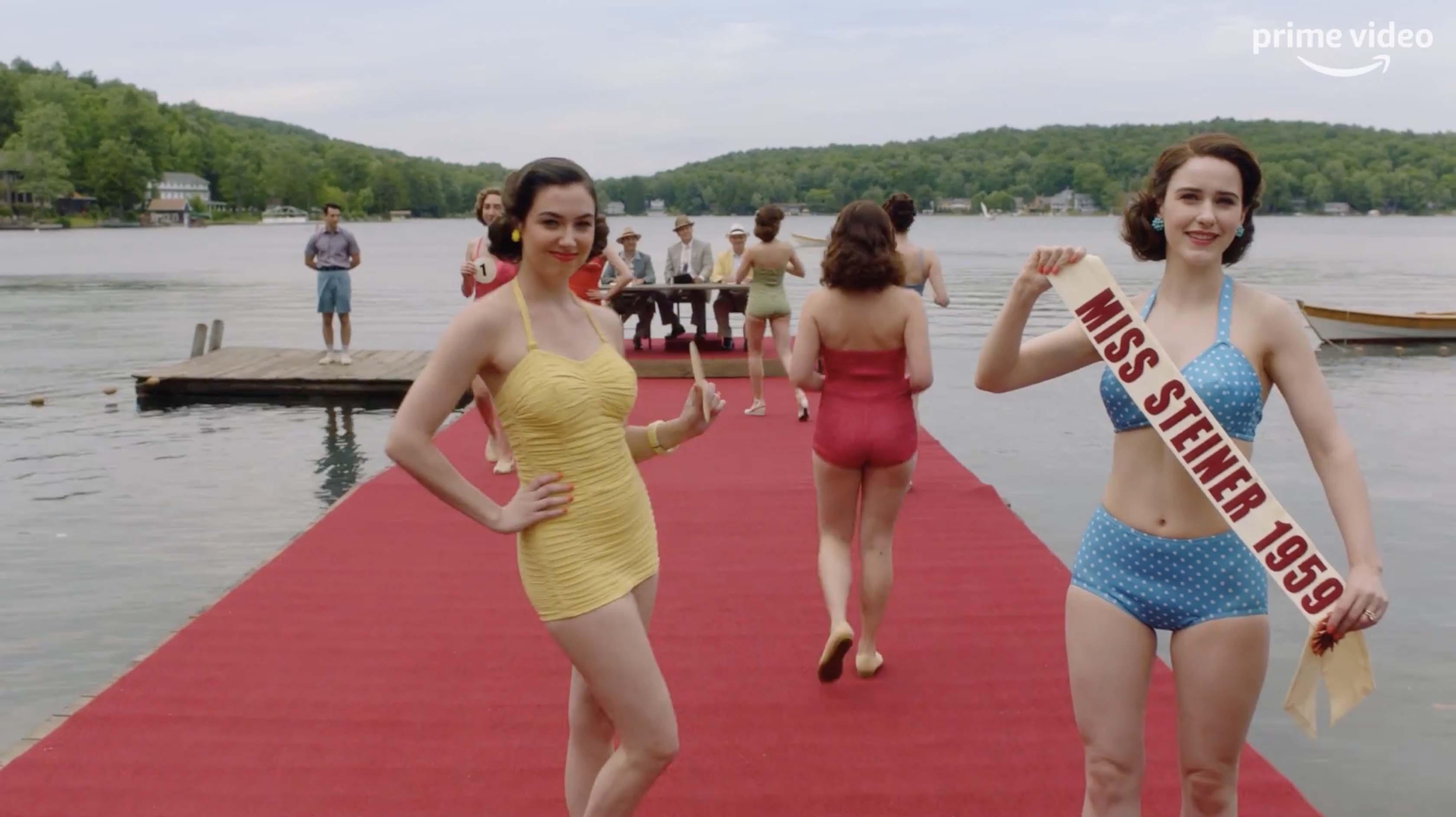 Marvelous Mrs. Maisel Season 2 Trailer - Midge is Going to ... - photo#48
