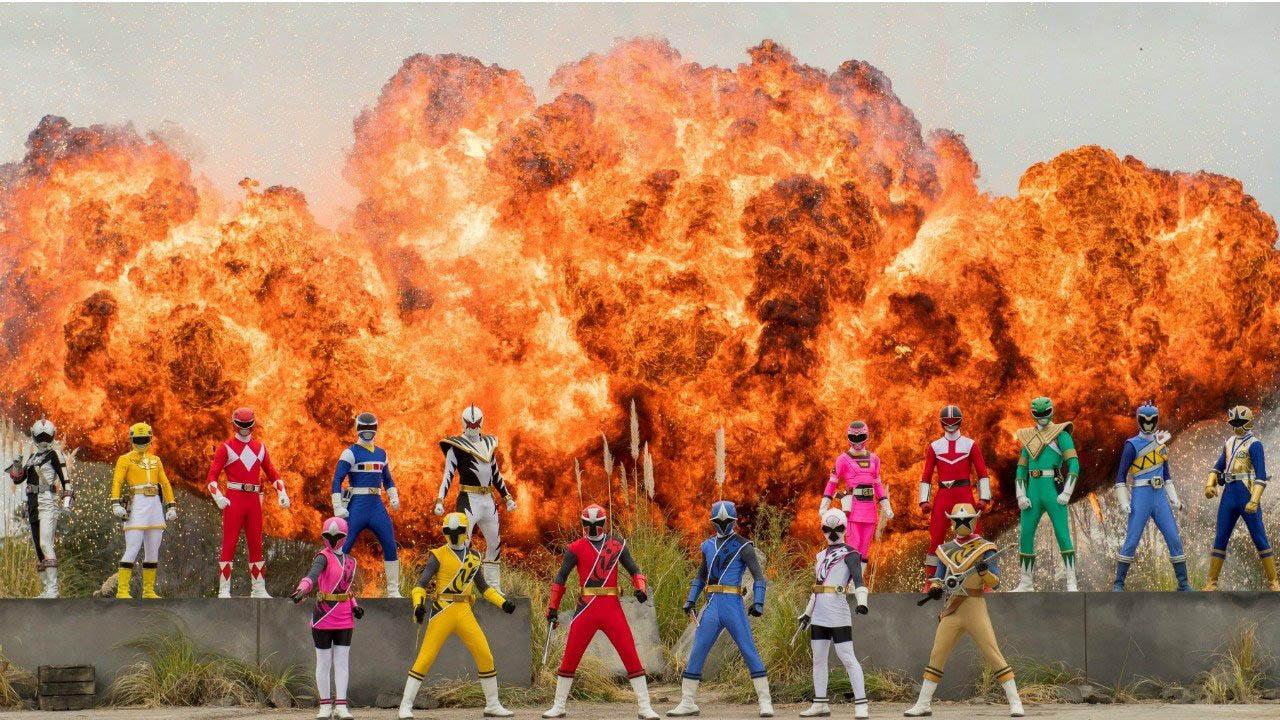 Power Rangers - 25th Anniversary - 1