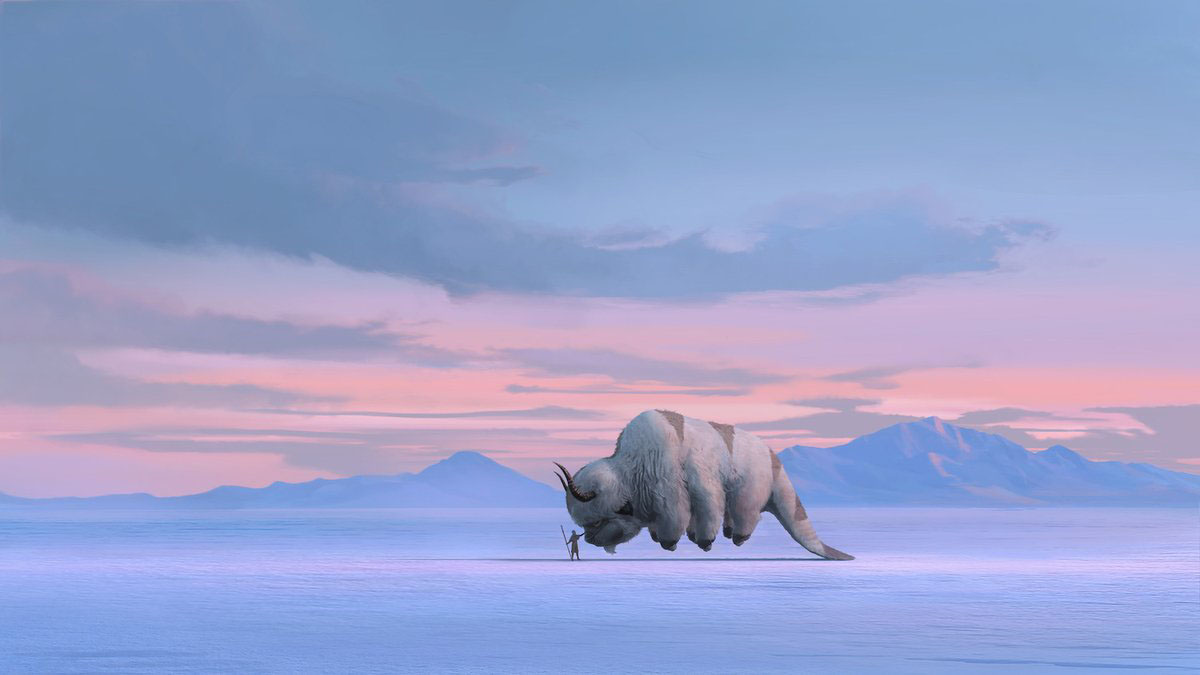 Avatar the Last Airbender - Netflix - Concept Art - 01