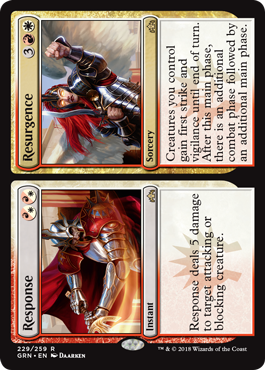 Magic: The Gathering Guilds of Ravnica – Our Favorite Rares