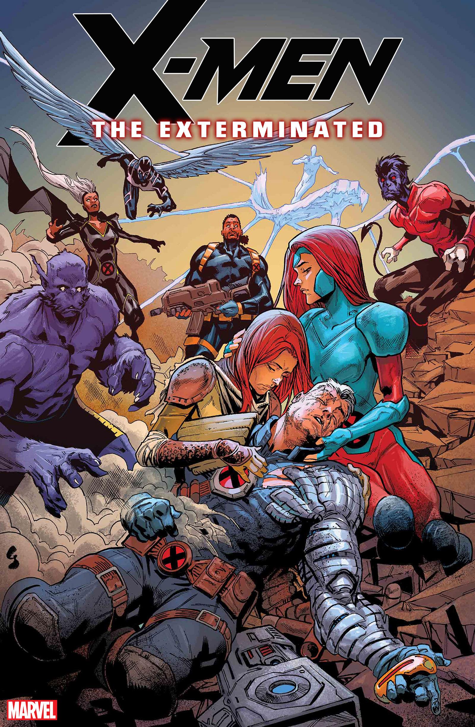 Marvel Comics - X-Men The Exterminated - issue 01