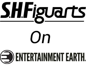 SH Figuarts on Entertainment Earth