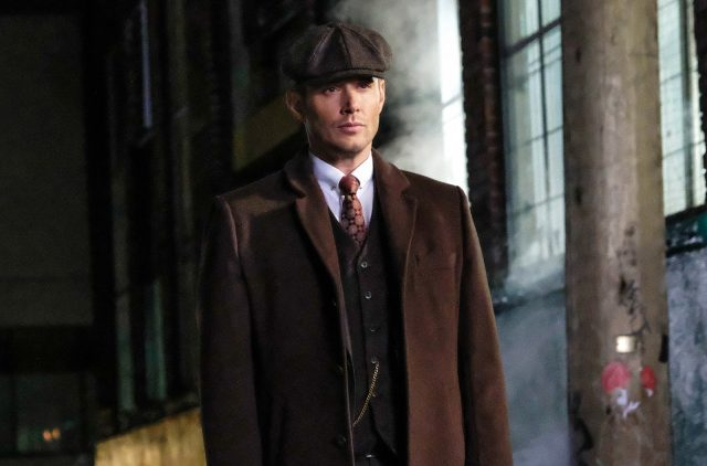Supernatural Season 14 Premiere Photos - Michael is in ...