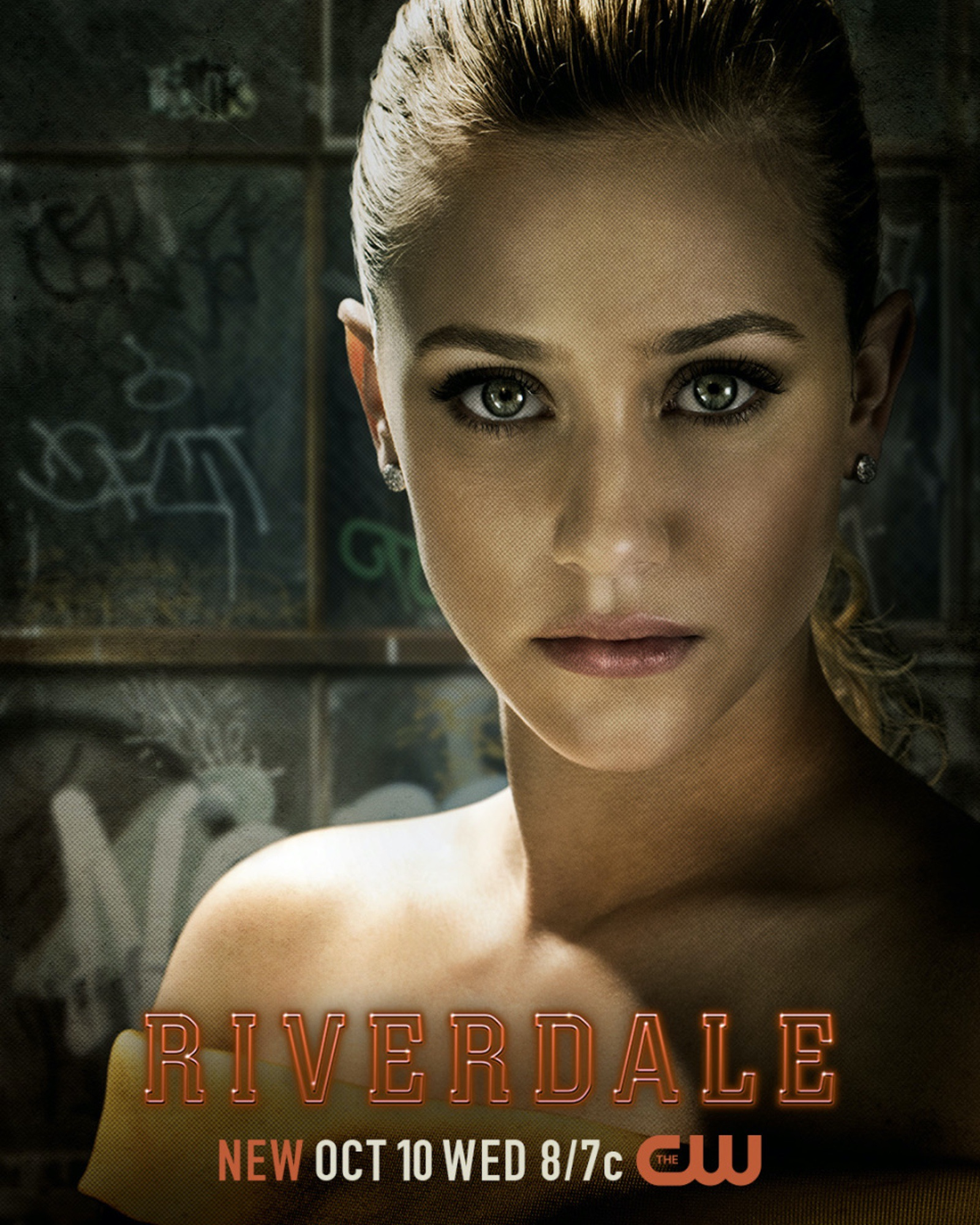 Riverdale Season 3 Promo Posters Dial Up the Angst | The Nerdy