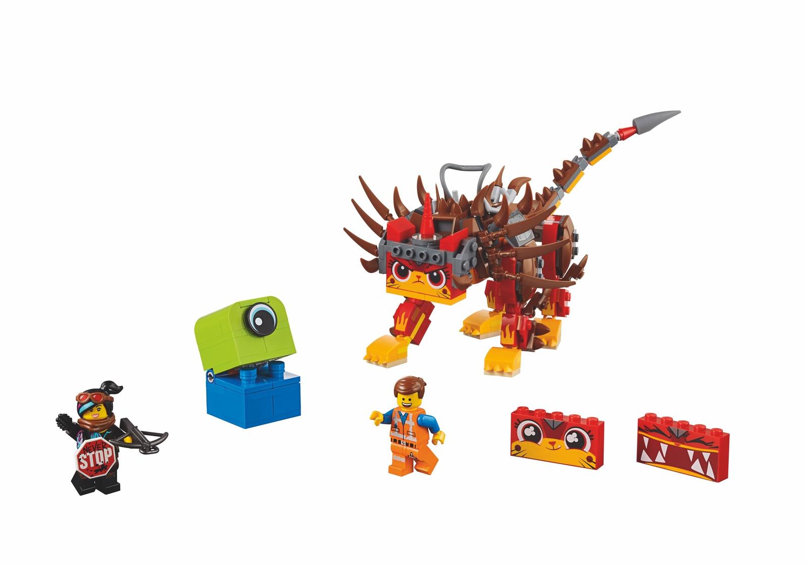 Lego Movie 2 Construction Sets Revealed Let The Building