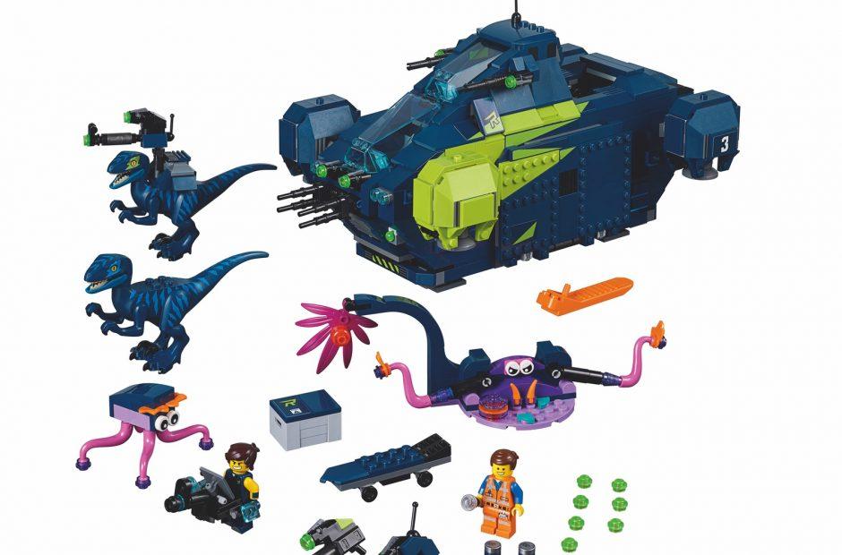 LEGO Movie 2 Construction Sets Revealed - Let the Building ...