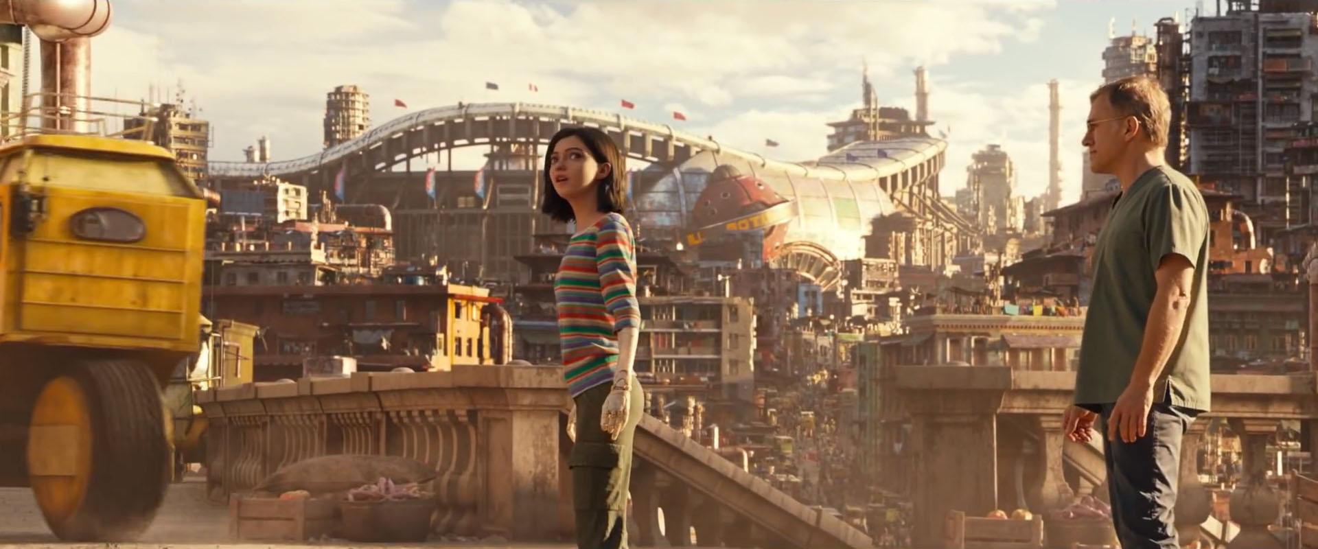 Alita Battle Angel Trailer Finally Gives Us A Look At