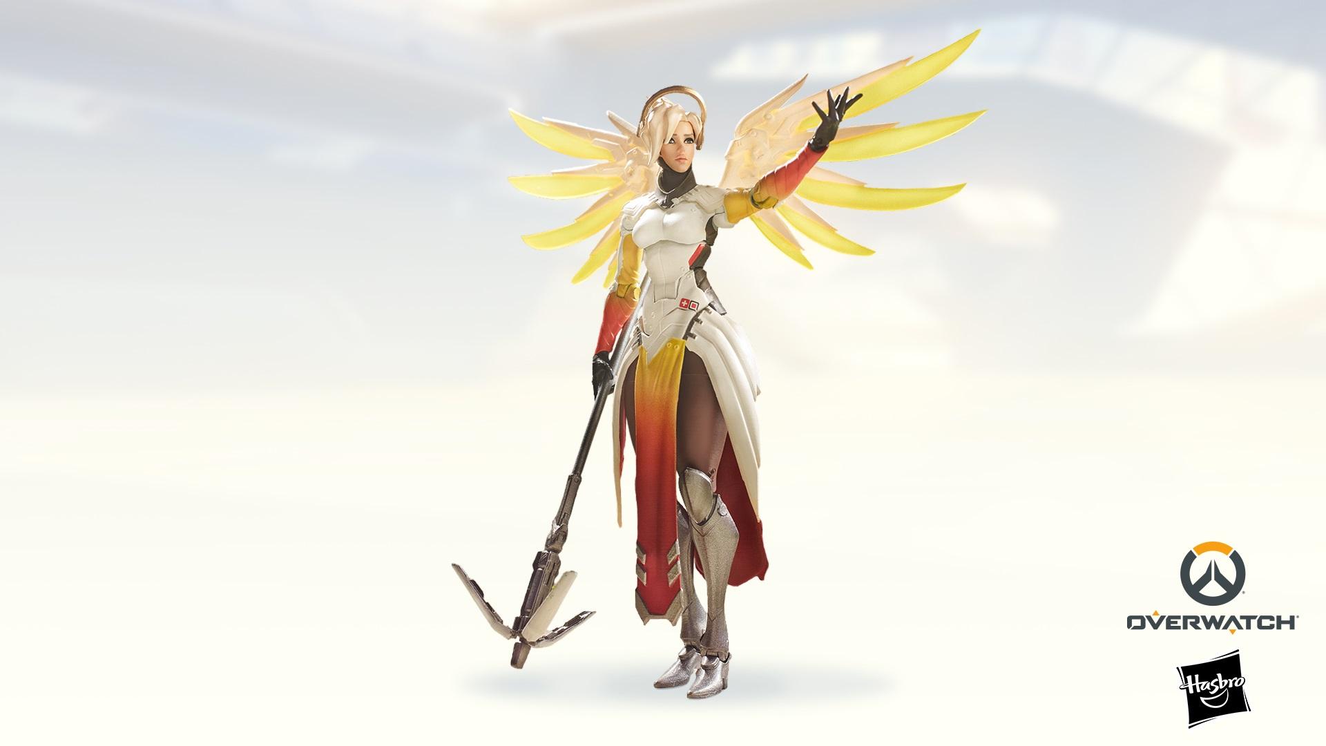 Hasbro - Overwatch - Mercy - 01