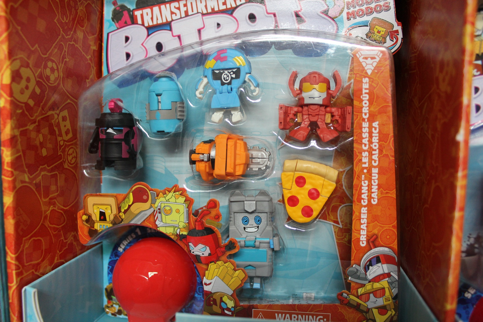 hasbro introduces a whole new transformers line botbots