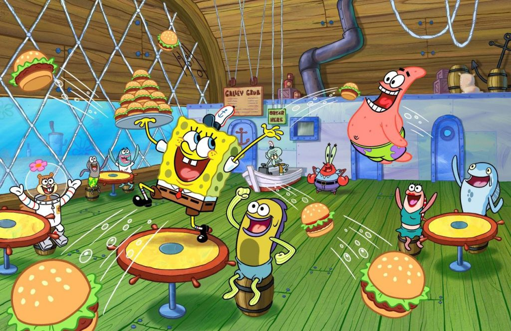 SpongeBob SquarePants - 01