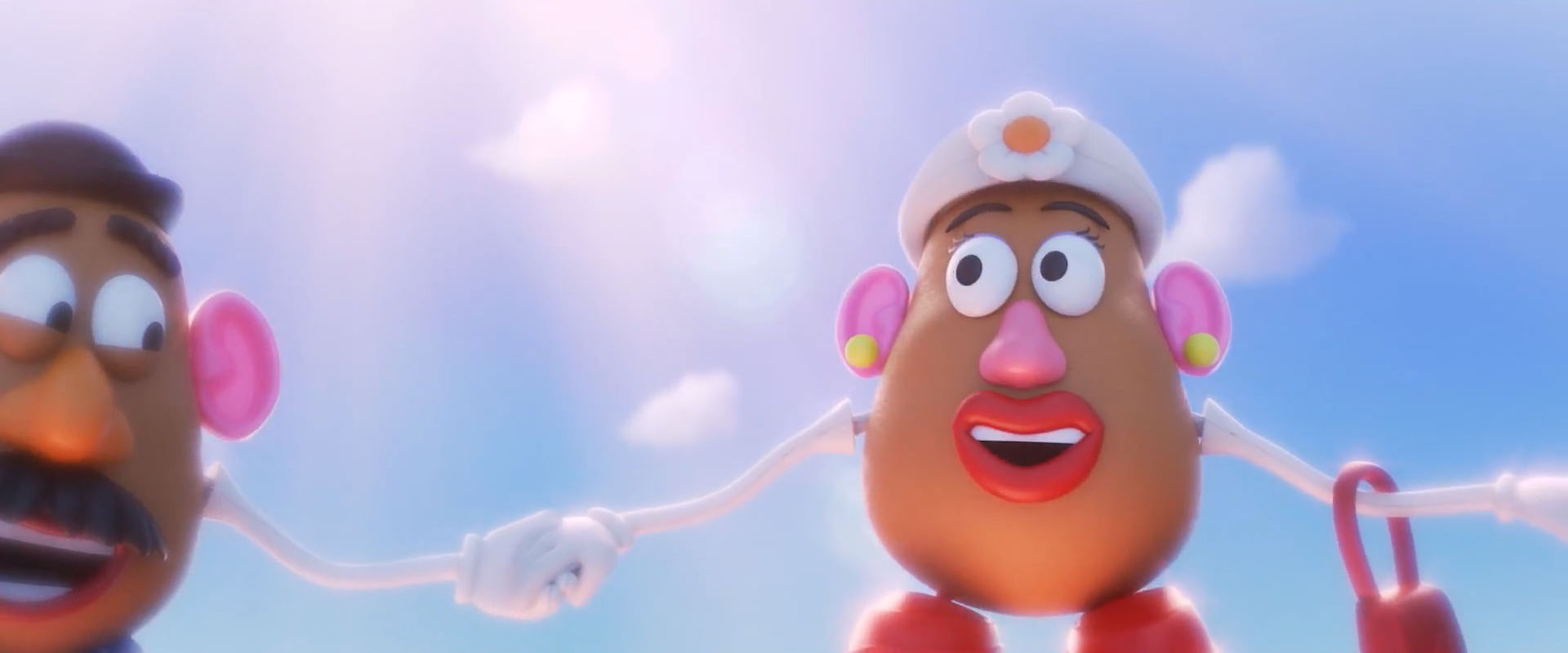 Toy Story 4 Trailer Introduces An All New Toy Forky The