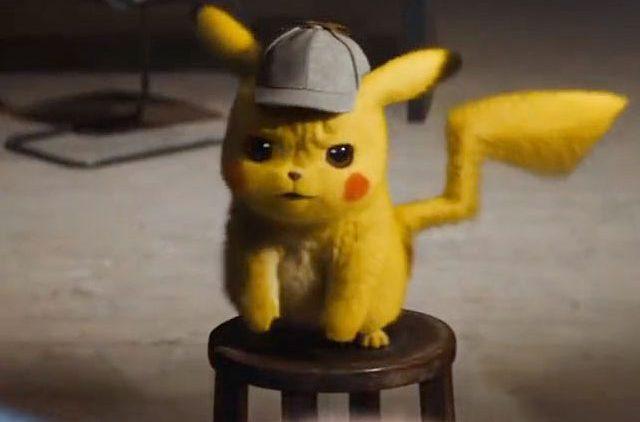 Image result for detective pikachu trailer