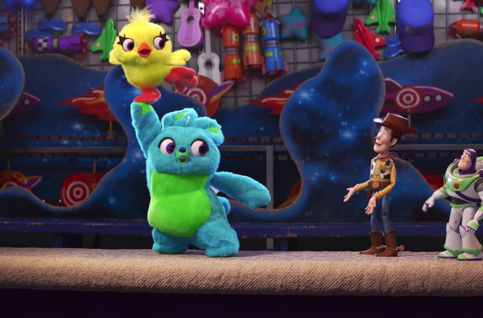 Toy Story 4 Pokes fun at Buzz Lightyear in Hilarious New Footage 22bad49a8b5