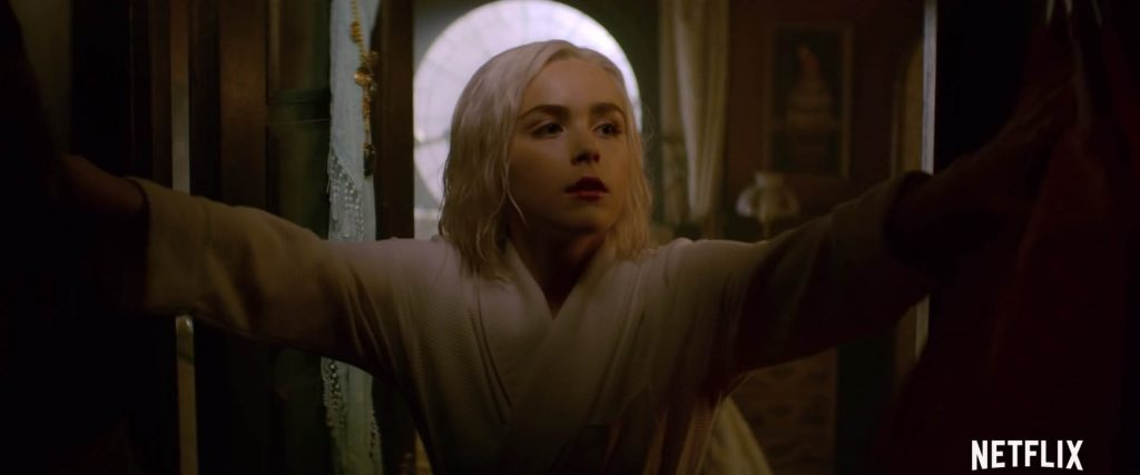 Chilling Adventures Of Sabrina Receives New Trailer And