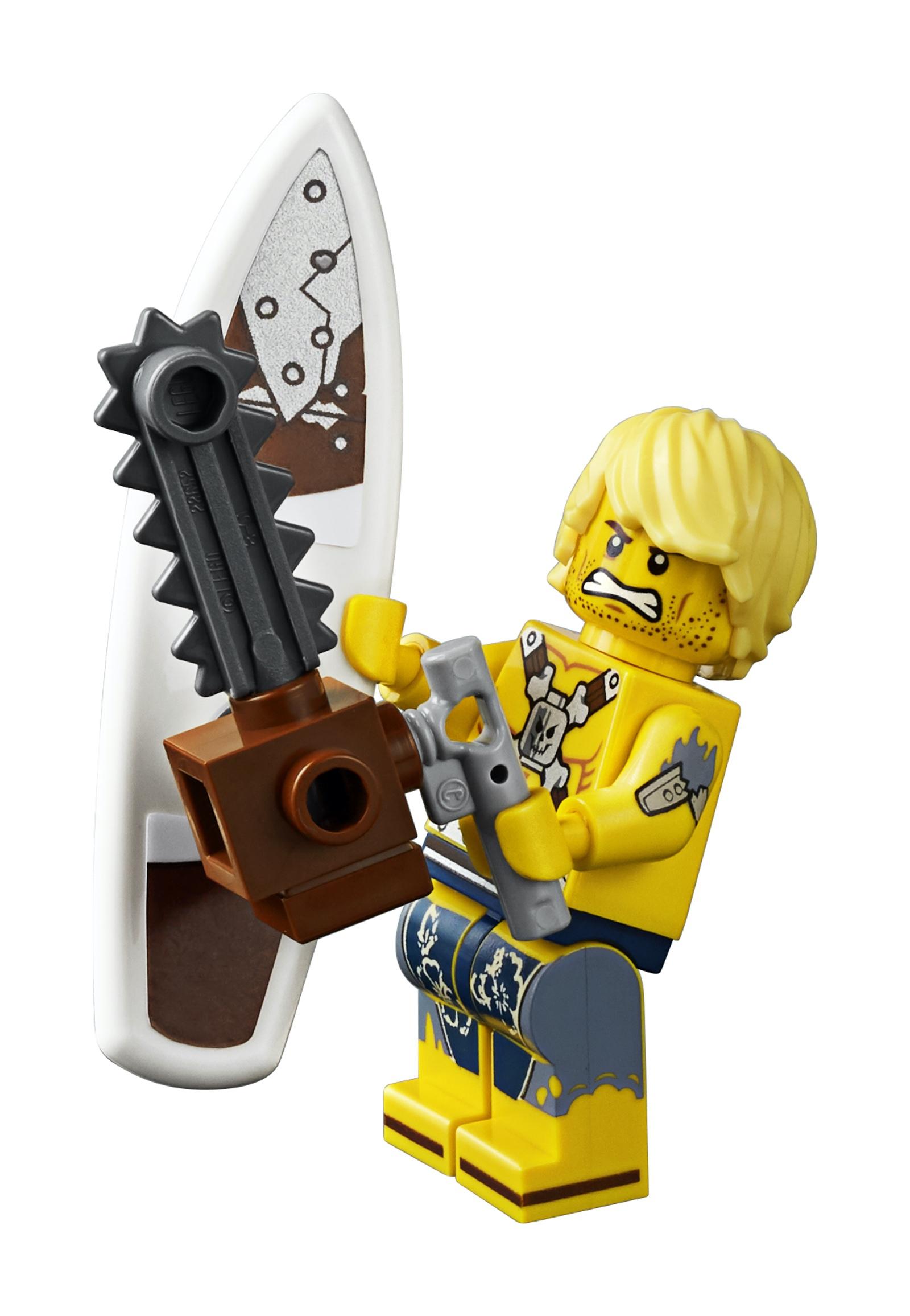 LEGO Movie 2 Set Takes You to Apocalypseburg