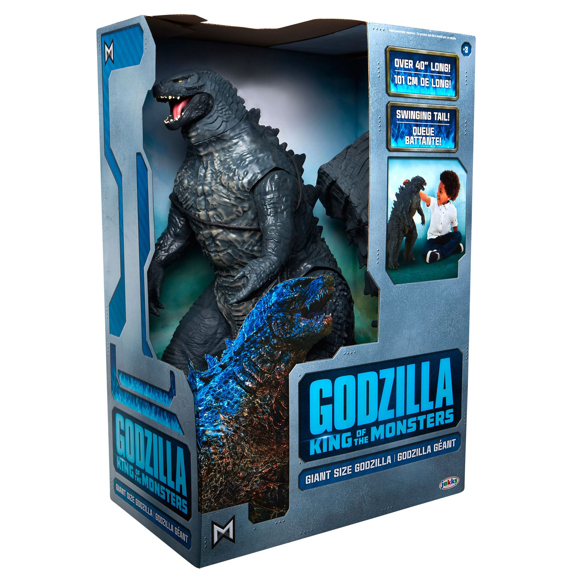 Godzilla King Of The Monsters Toys Break Cover A Bit Early