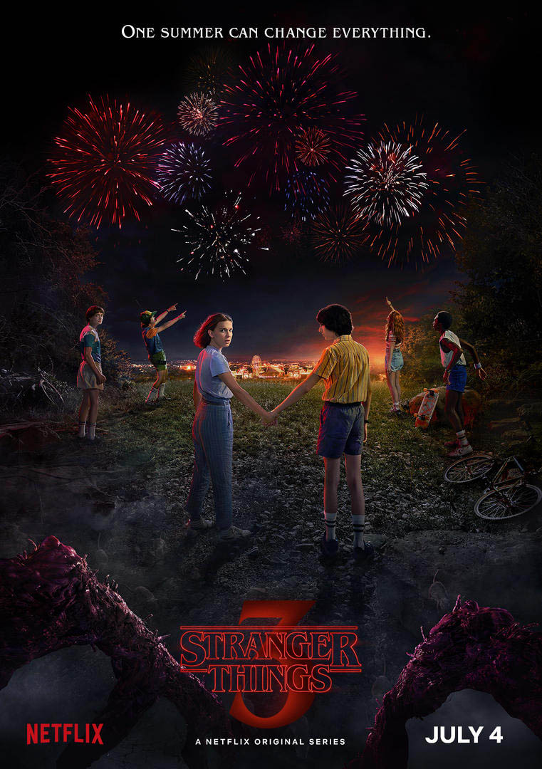 Stranger Things 3 - Official Images - 01