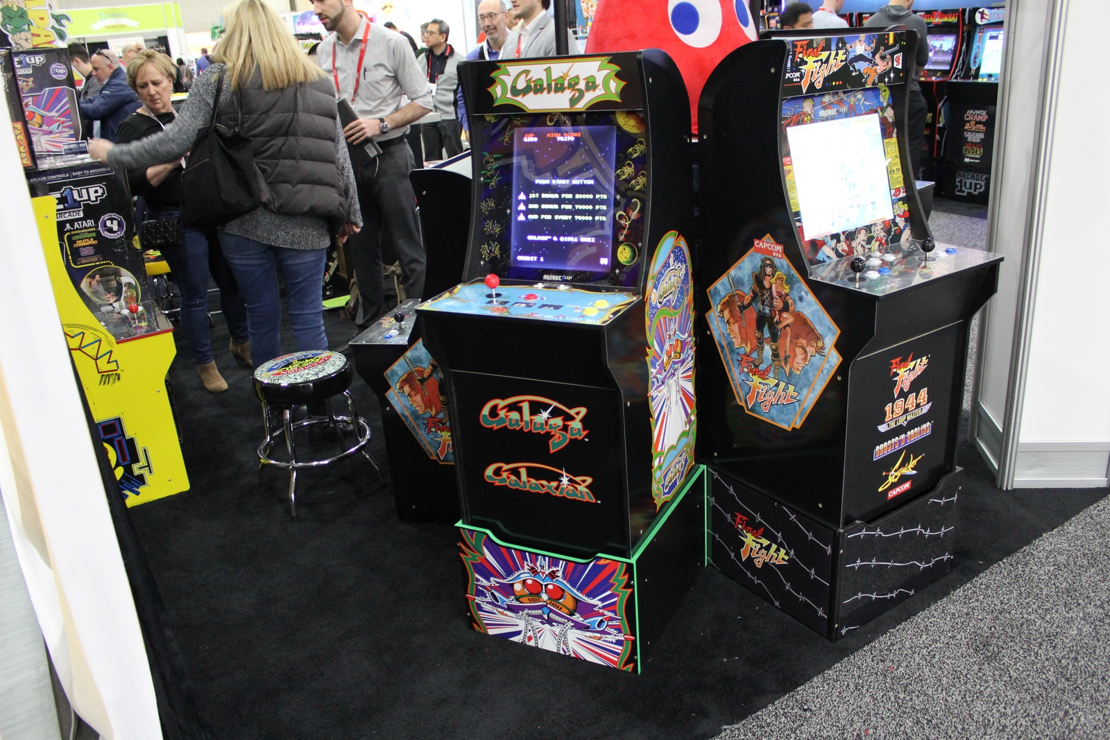 Arcade1UP at Toy Fair: More arcade cabinets for your home | The Nerdy