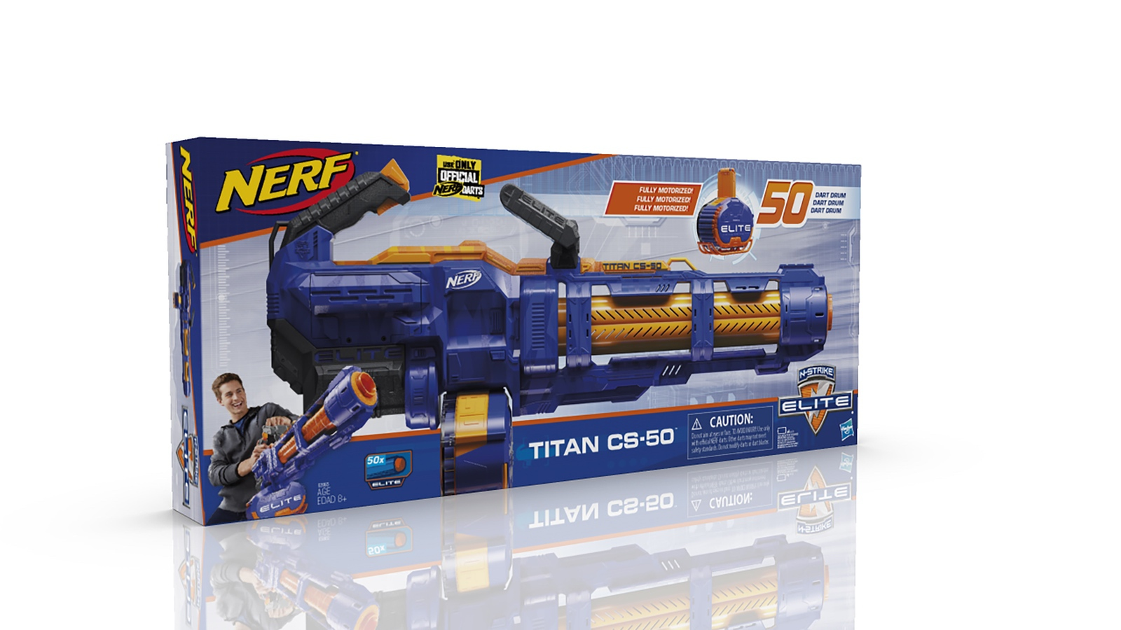 NERF blasters for Fall 2019 announced ahead of Toy Fair ...