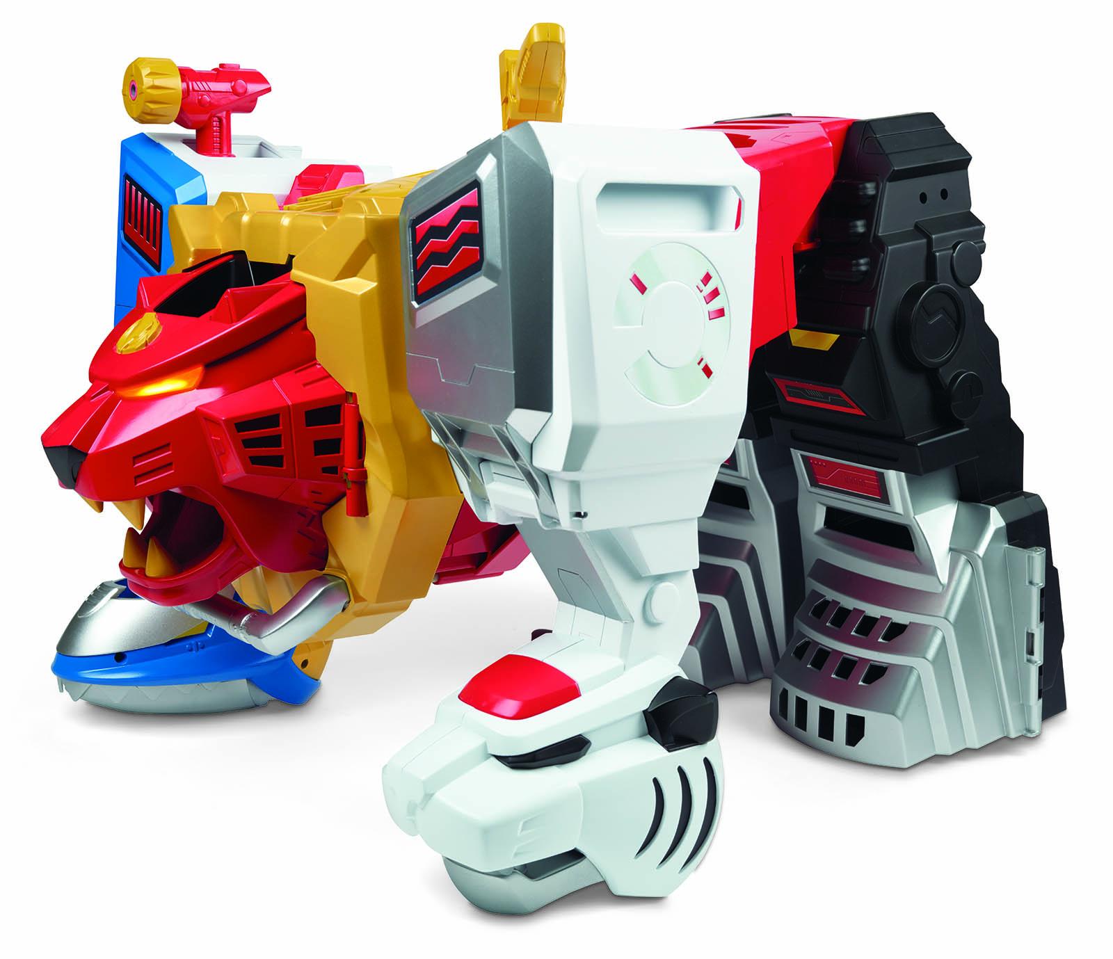 Hasbro announces Power Rangers Beast Morphers Figures