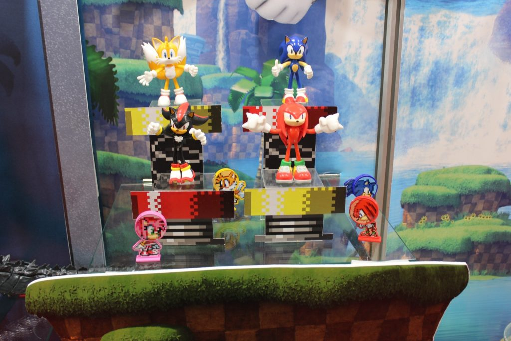 Jakks Pacific At Toy Fair Godzilla Mega Man Sonic And More The Nerdy