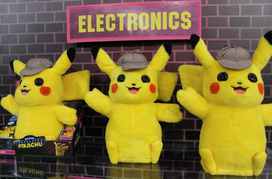 Wicked Cool Toys at Toy Fair: You gotta catch all the Pokemon