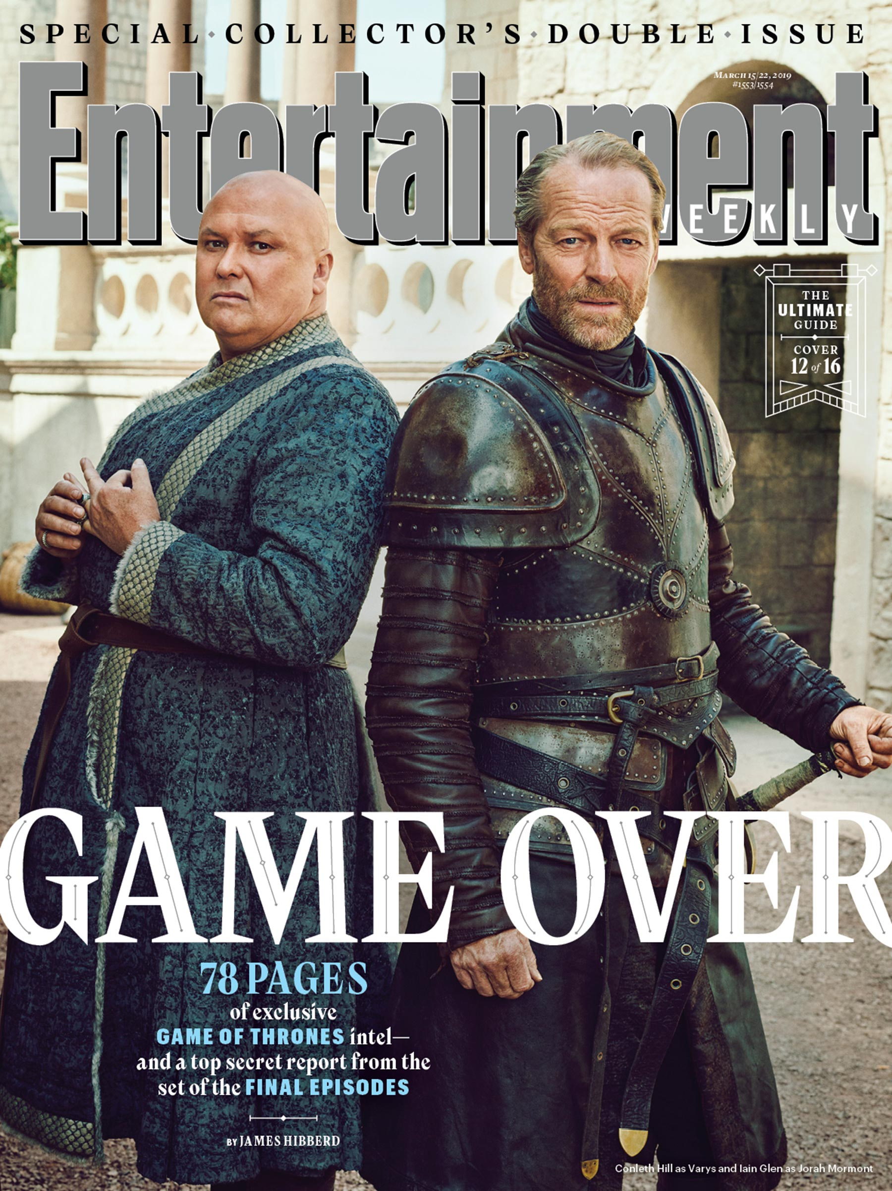 8 Of Hillary Clinton S Most Well Known New York Magazine: Game Of Thrones Season 8 Graces 16 Entertainment Weekly Covers