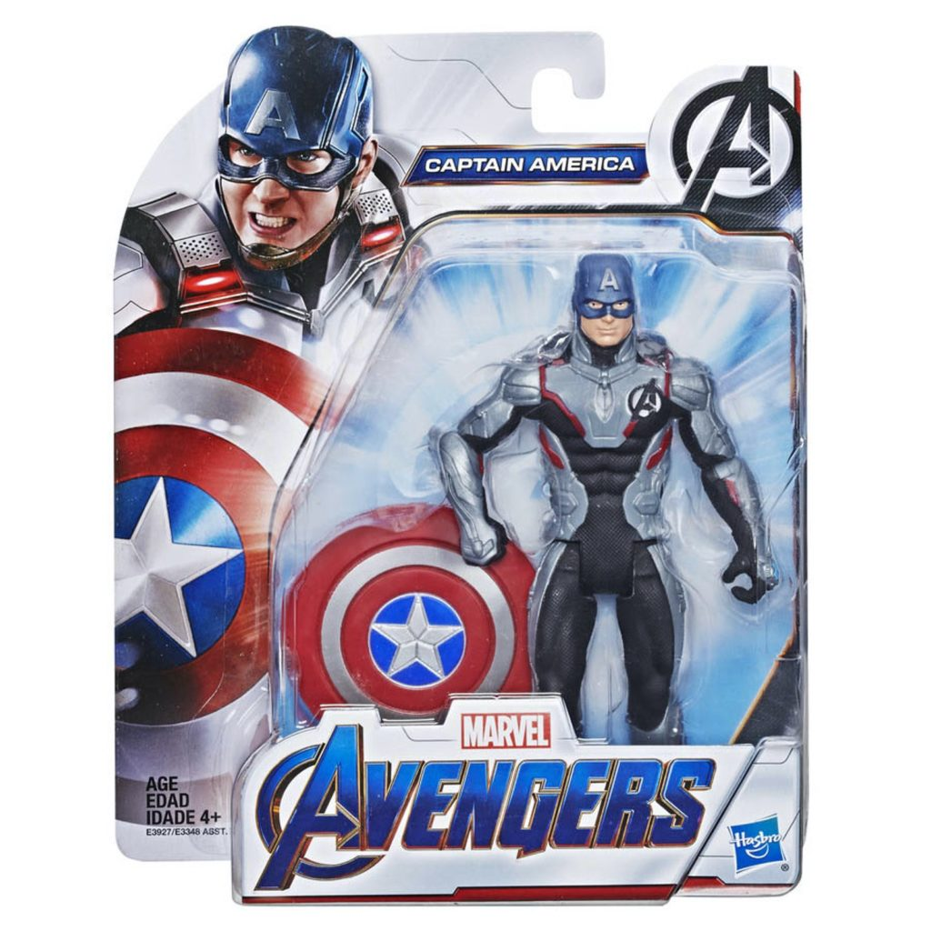 WINTER SOLDIER MARVEL COMICS MINIFIGURE FIGURE USA SELLER NEW IN PACKAGE