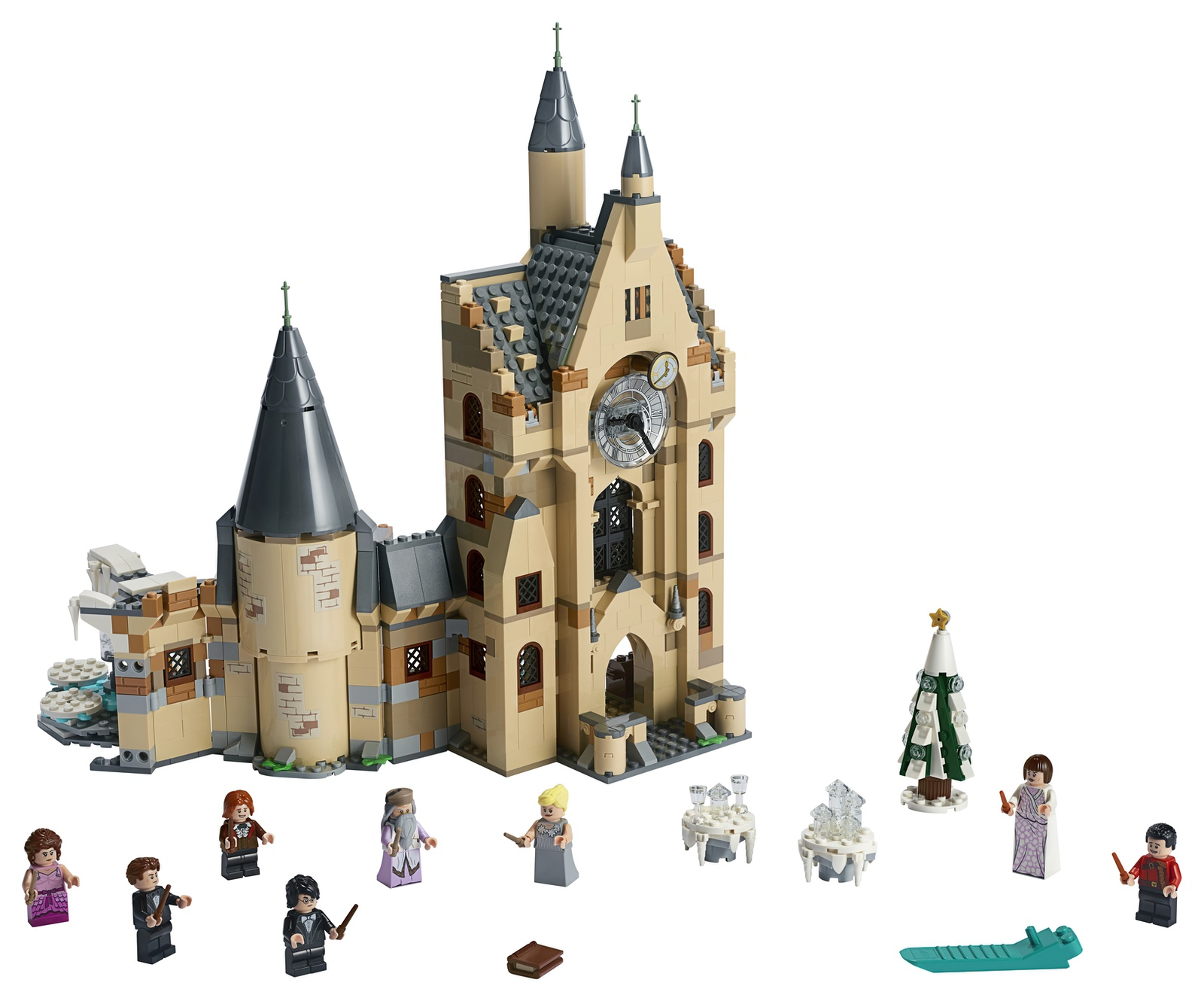 Lego Announces New Harry Potter Sets For 2019 The Nerdy
