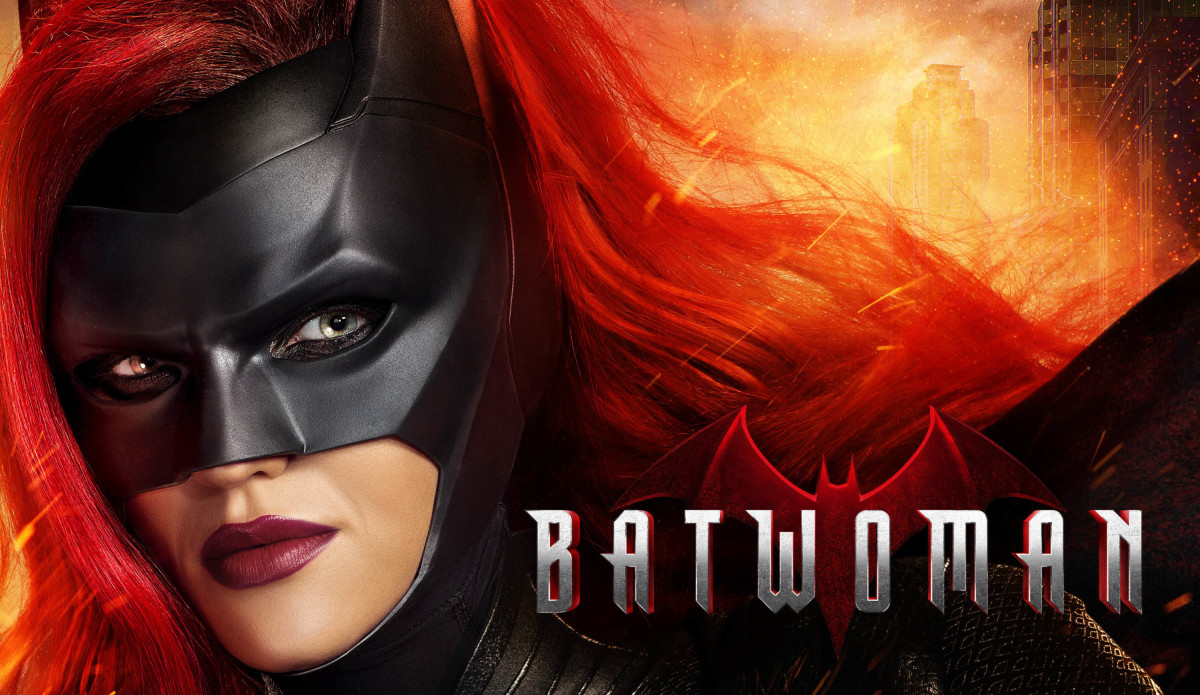 Batwoman - Season 1 - Key Art - 01