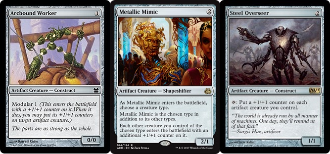 Magic: The Gathering - Three Modern Decks for your Inner