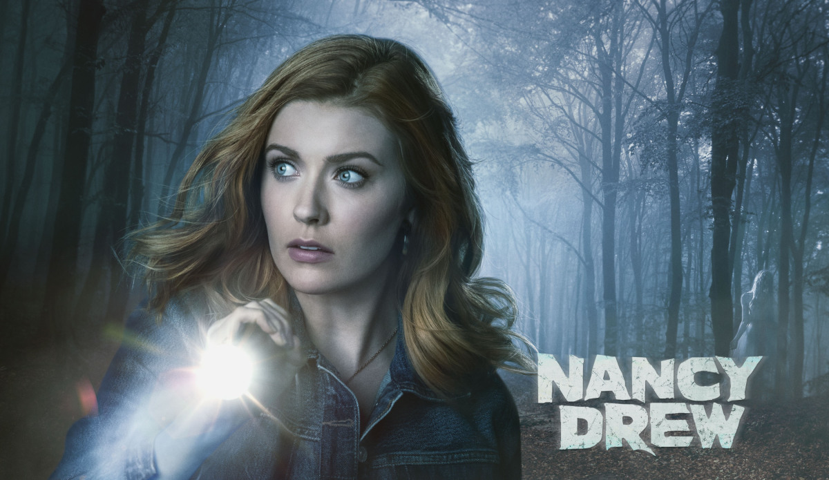 Nancy Drew - Season 1 - Key Art - 01