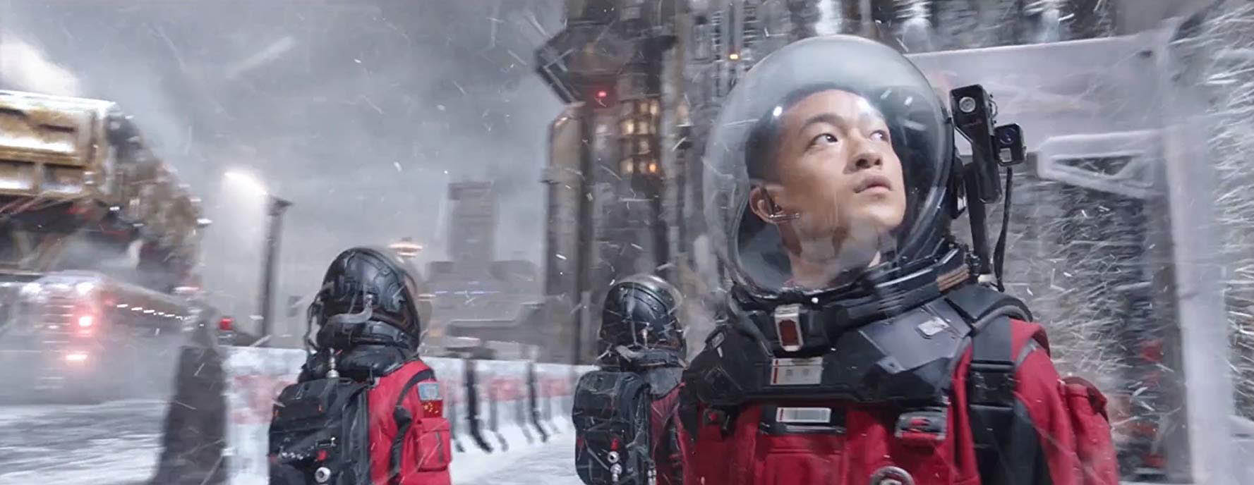 The Wandering Earth - Official Images - 01