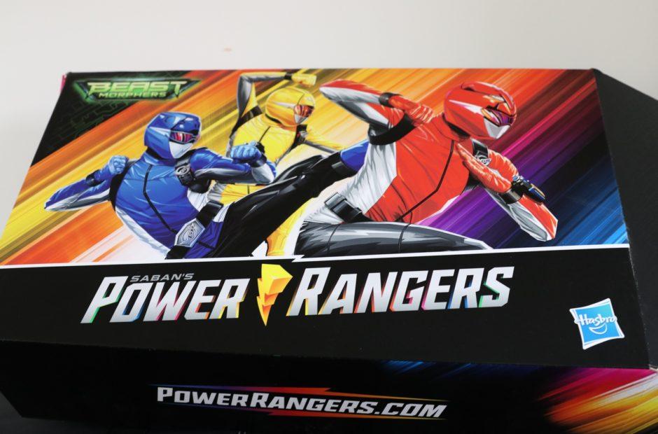 Power Rangers Beast Morphers toys hitting the shelves   The Nerdy