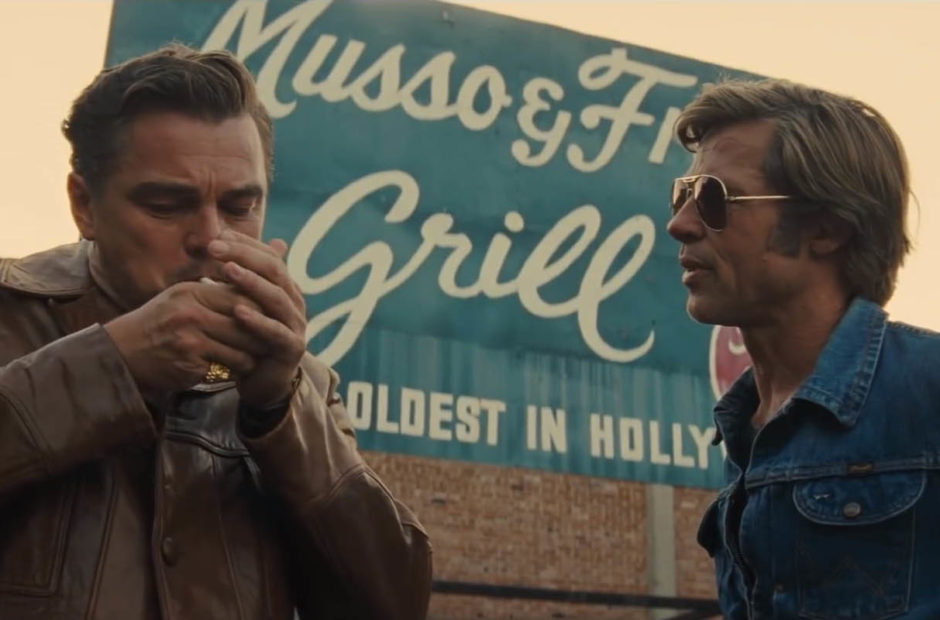 Once Upon A Time In Hollywood Trailer Say Hi To Charlie Manson