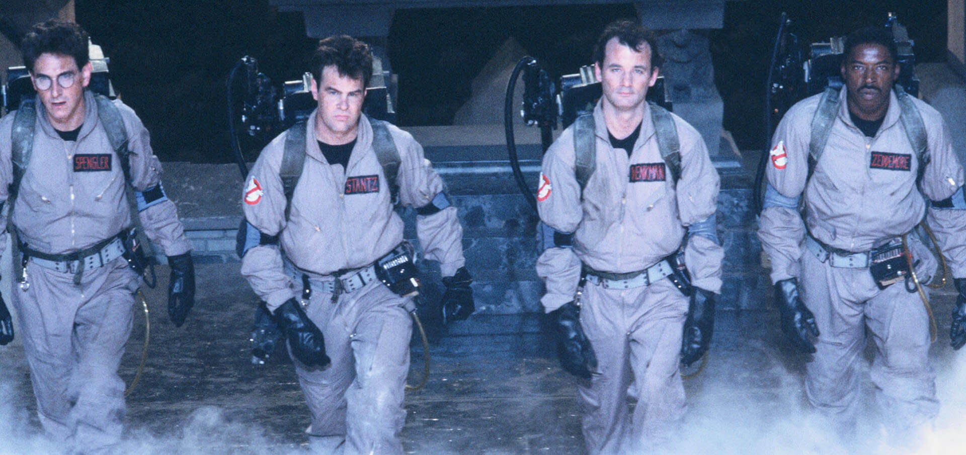 1984 Movie Project - Ghostbusters - 01