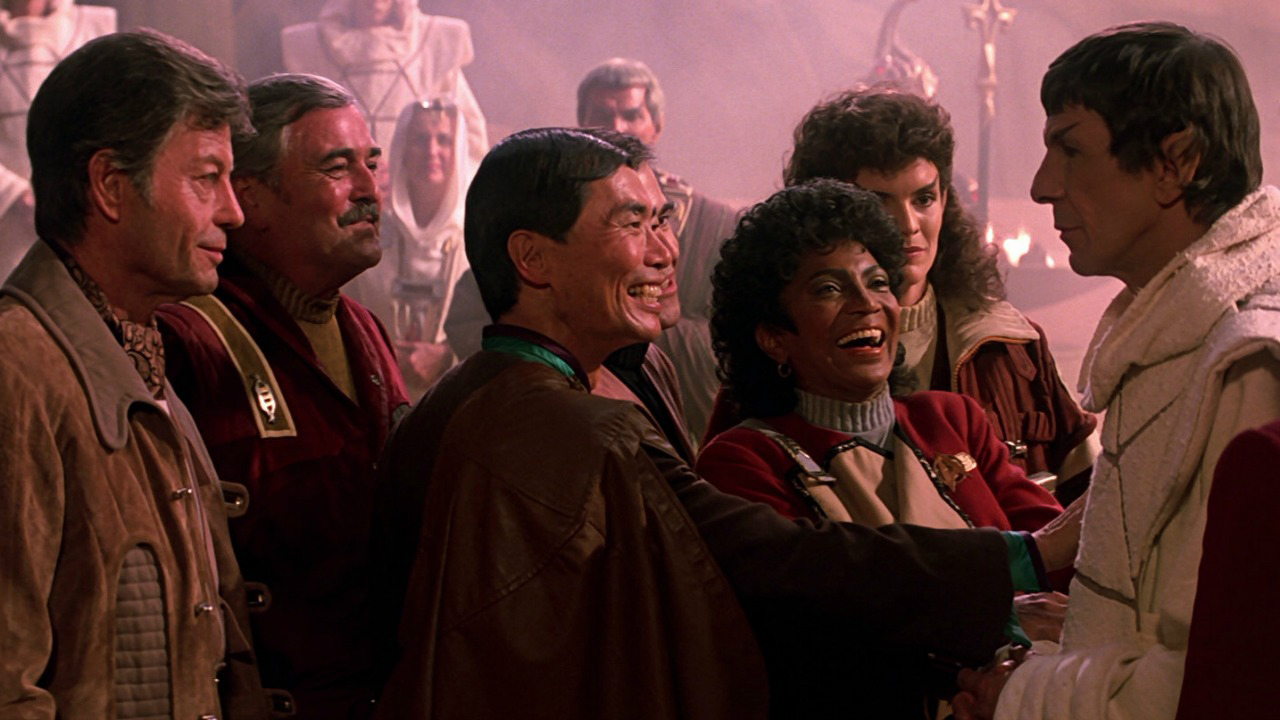 1984 Movie Project - Star Trek III The Search for Spock - 01