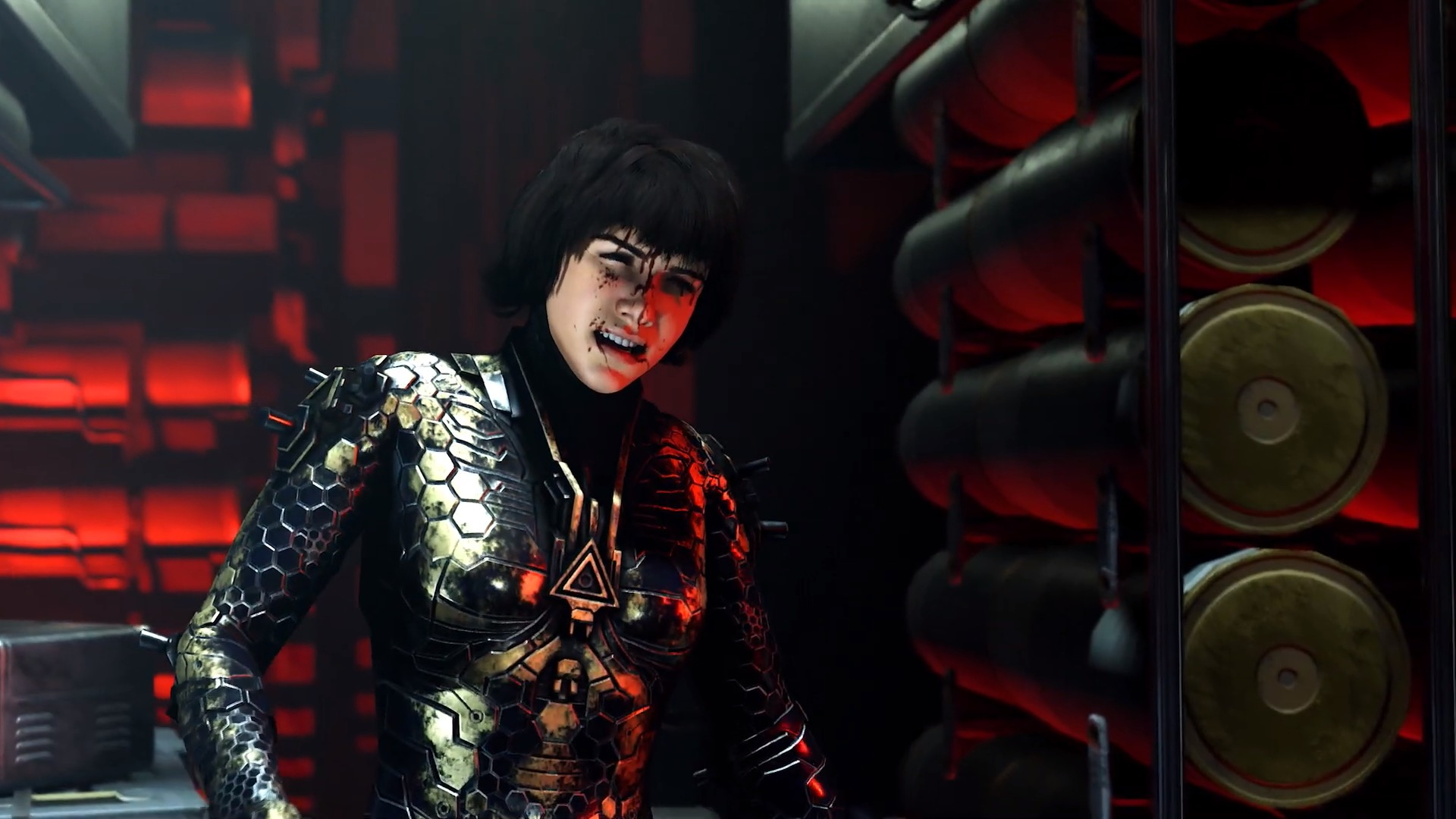 Wolfenstein Youngblood is co-op and solo and releases this