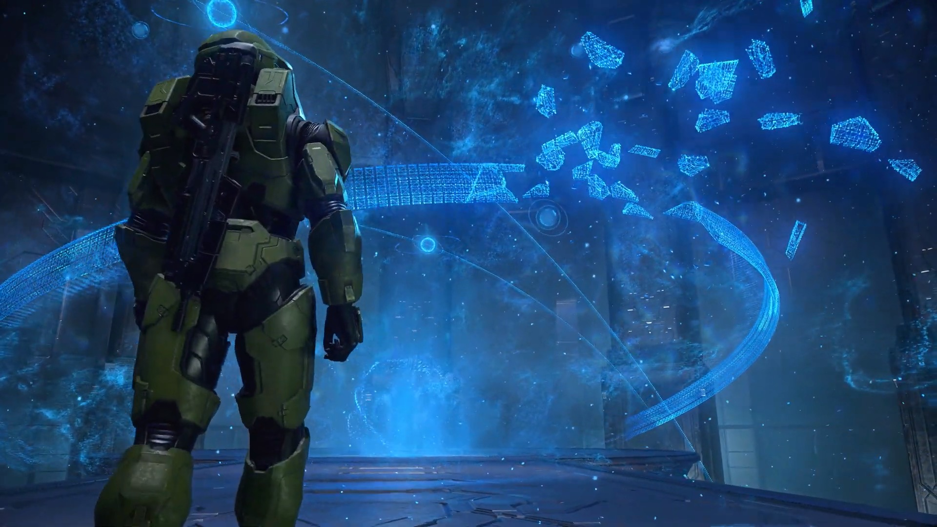 Halo Infinite Watch Master Chief In The E3 2019 Trailer