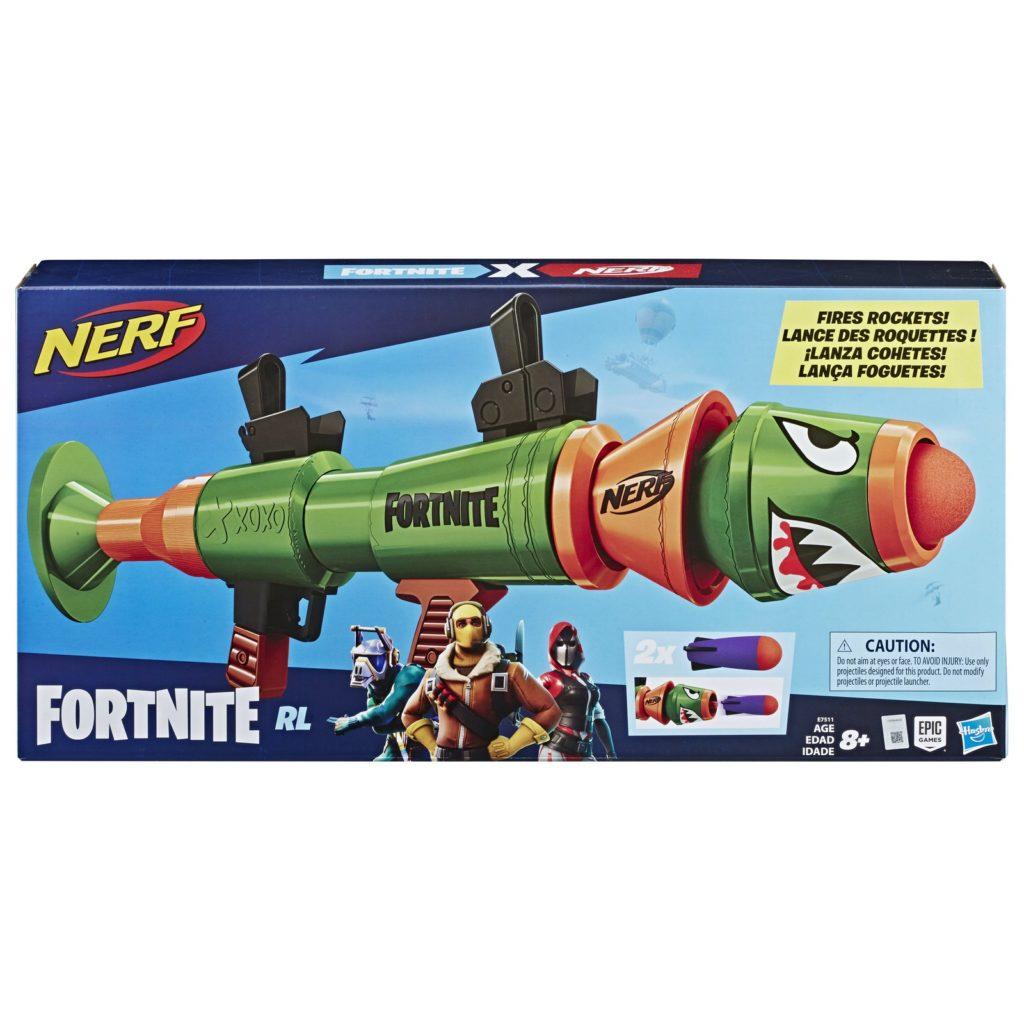 Hasbro - NERF - Fortnite - RL Blaster - 01