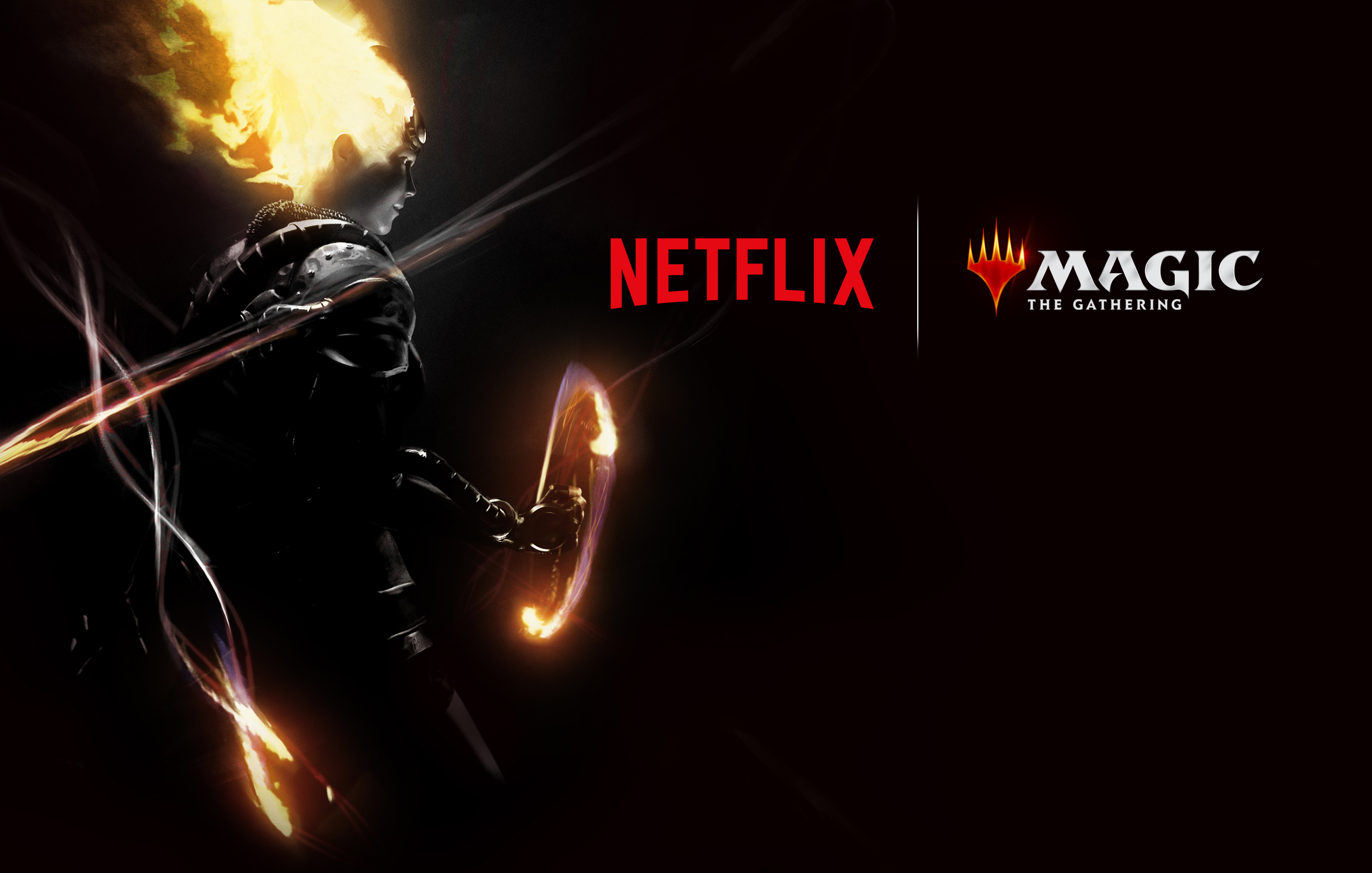 Magic the Gathering - Netflix - Splash Teaser - 01